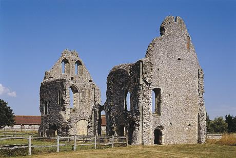Priory Ruins English Heritage